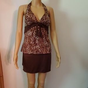 Other - Bathing suit brown